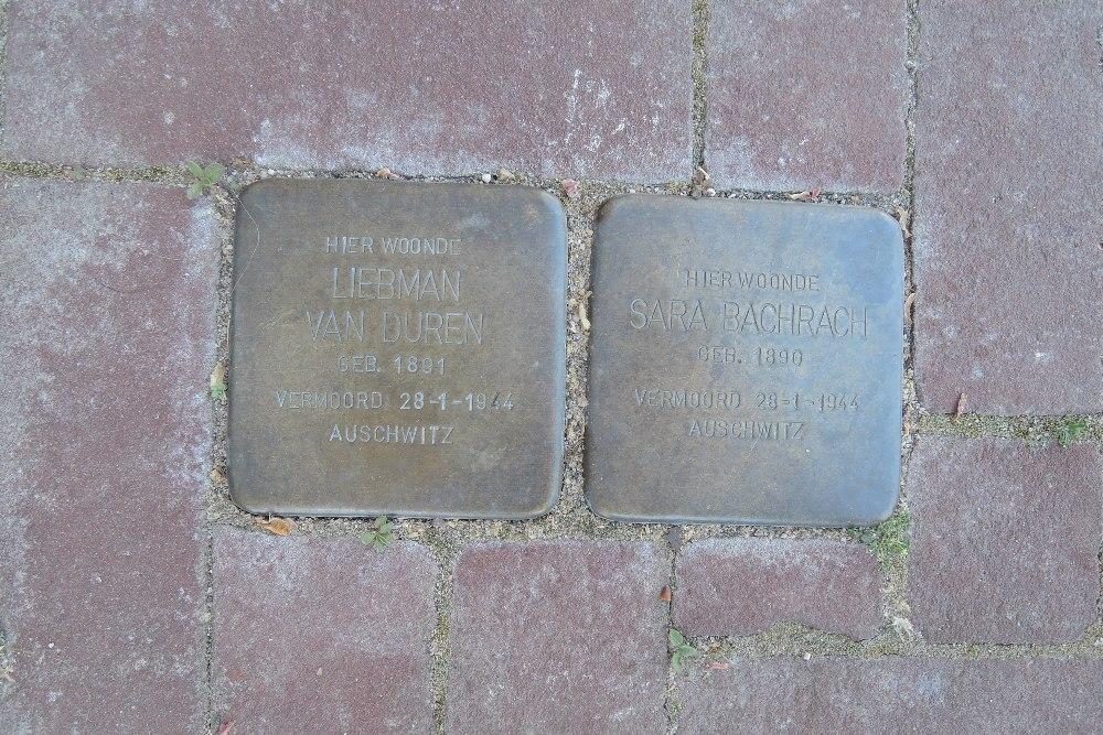 Stumbling Stones Nieuwstraat 2
