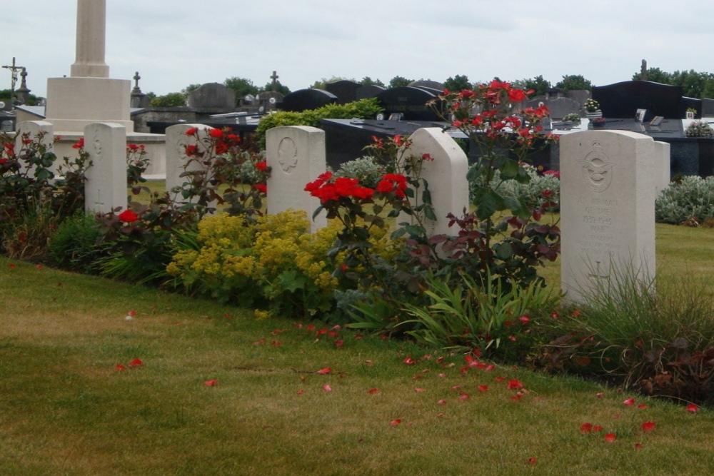 Polish War Graves Middelkerke