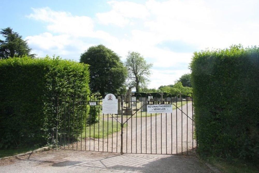 Oorlogsgraven van het Gemenebest Marlborough Borough Cemetery