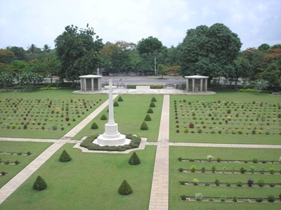 Commonwealth War Cemetery Taukkyan