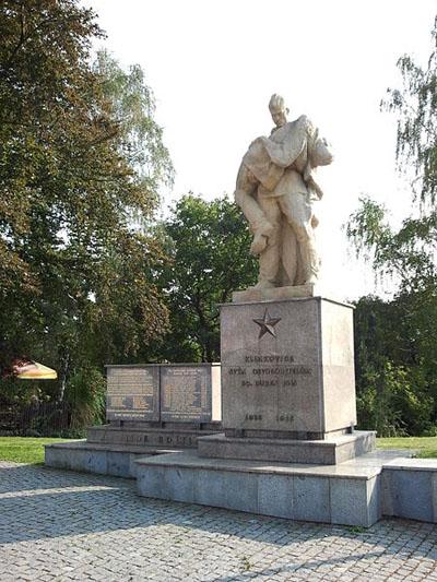 Liberation Memorial Klimkovice