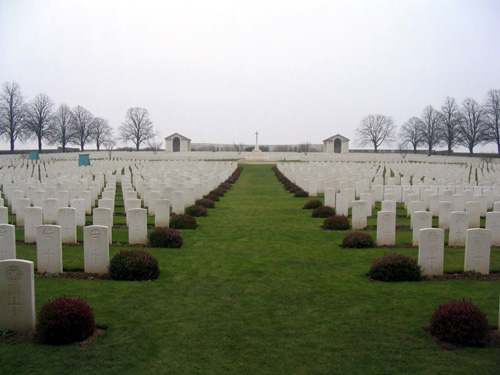 Serre Road No. 2 Commonwealth War Cemetery
