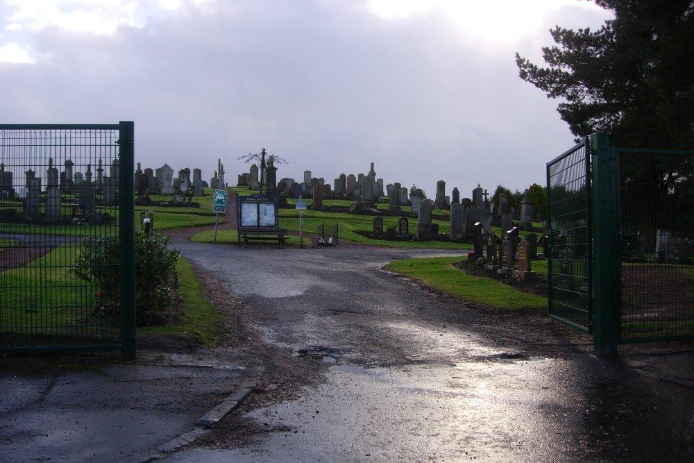 Commonwealth War Graves Stane Cemetery