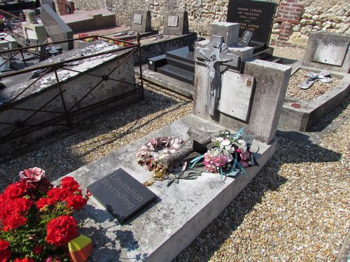 Belgian War Grave Pennedepie