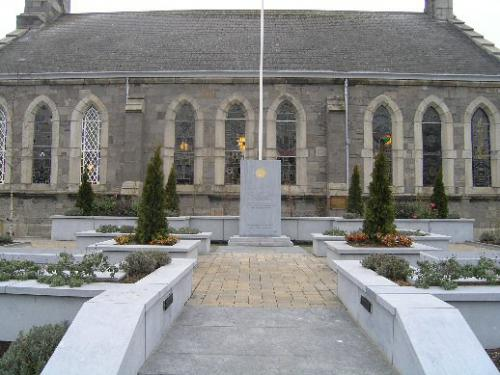 Monument Cathal Brugha Barracks