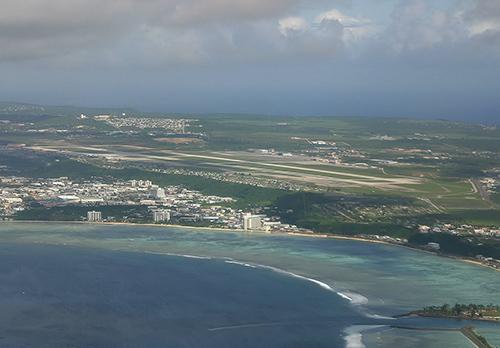 Antonio B. Won Pat International Airport (Agana Airfield)