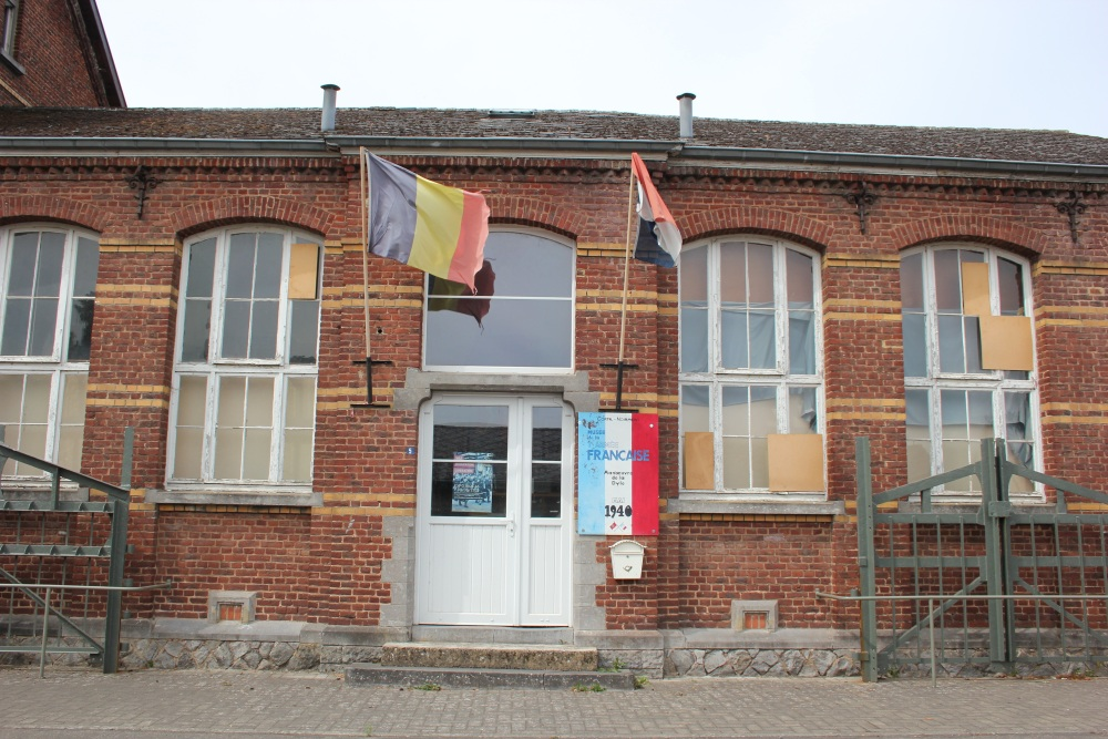 Museum of the 1st French Army in Cortil-Noirmont