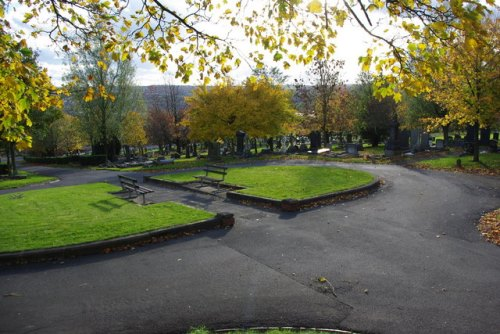 Oorlogsgraven van het Gemenebest Lemington Cemetery