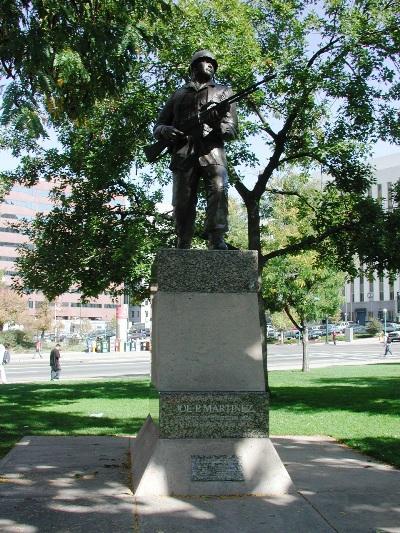 Monument Joseph P. Martinez