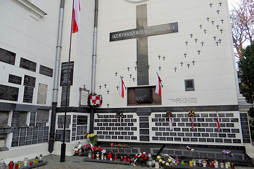 Katyn Memorial St. Carolus Borromeus Church