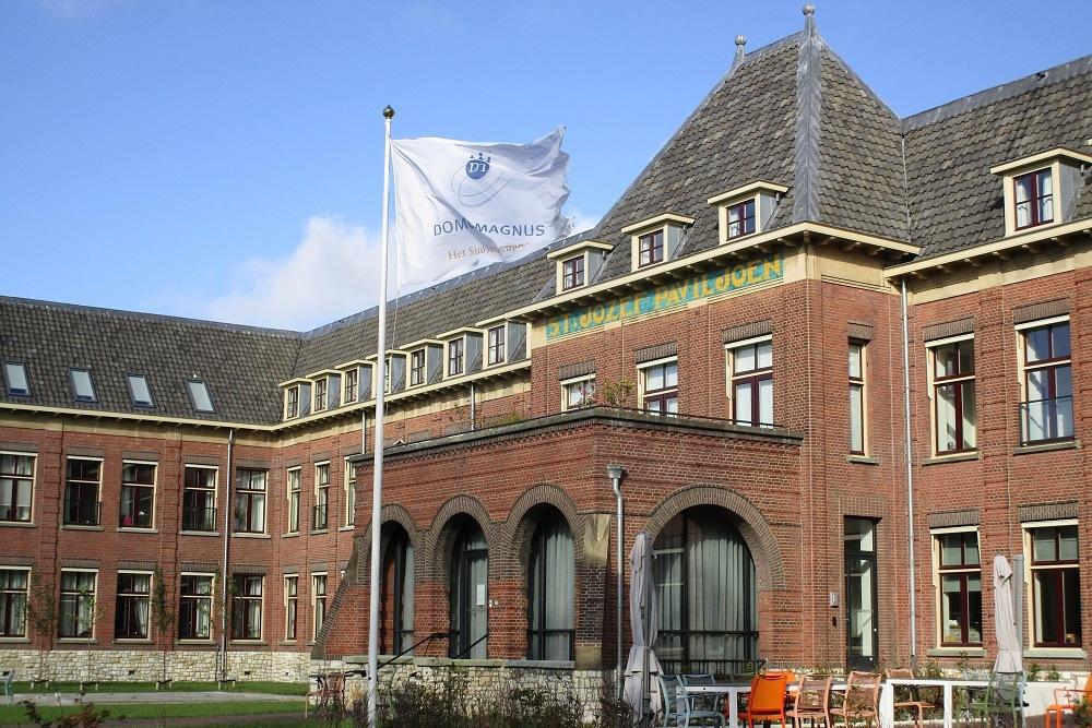 Plaquette Bombardement Ziekenhuis Gouda