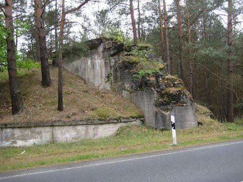Remains Bridge Sperenberg