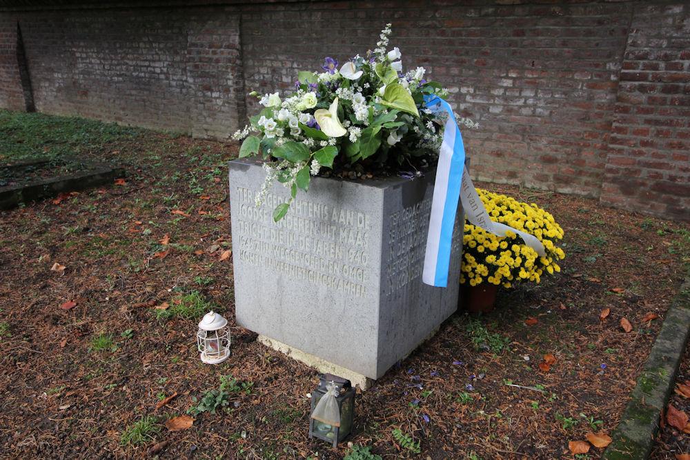 Monument Joodse Kinderen Algemene Begraafplaats Maastricht