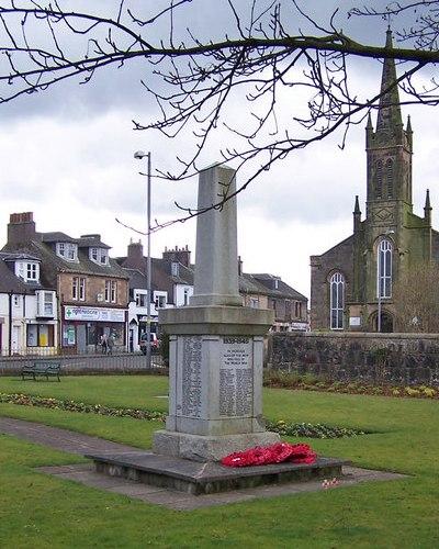 War Memorial Bannockburn
