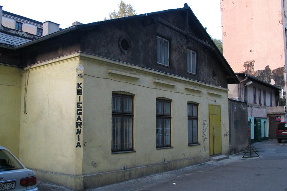Former Synagogue ul. Piotrkowska