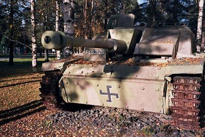 Sturmgeschütz III (StuG III)