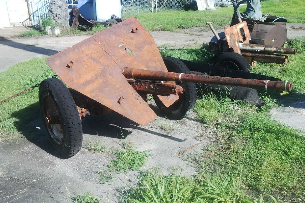Guam Cannon Collection