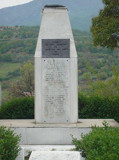 War Memorial Griva