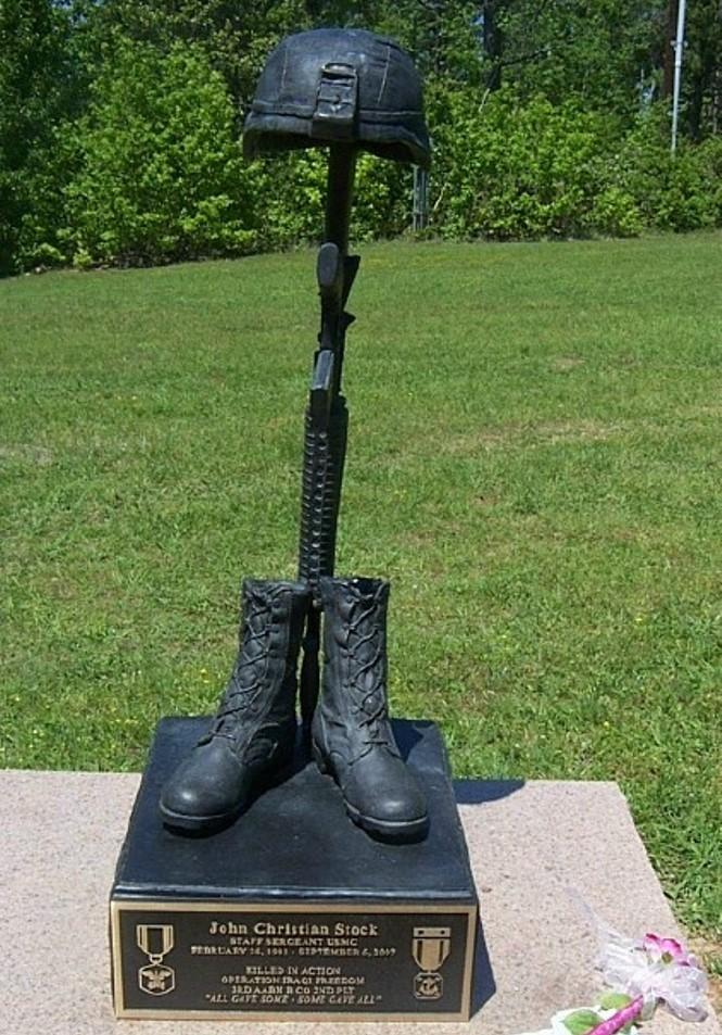 Amerikaans Oorlogsgraf Rosewood Park Cemetery