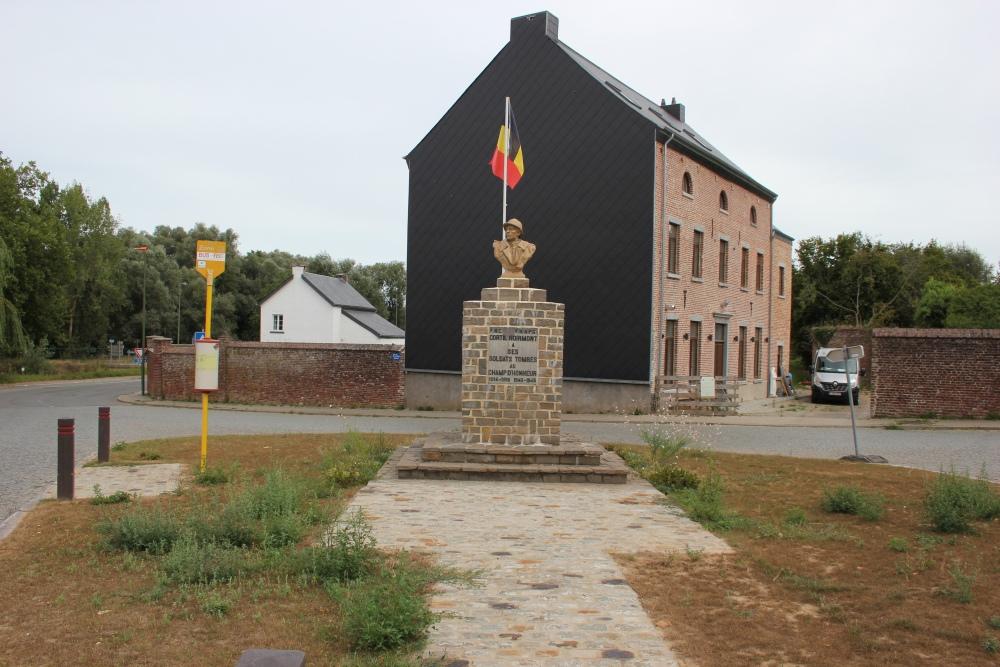 War Memorial Cortil-Noirmont