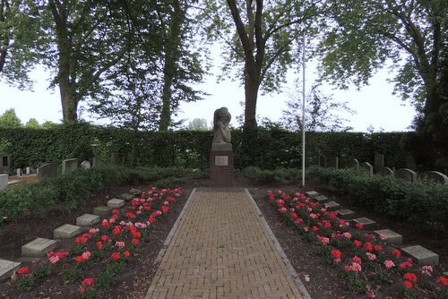 Dutch War Graves Rilland