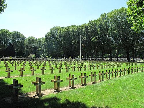 French War Graves Cimetière d'Ivry
