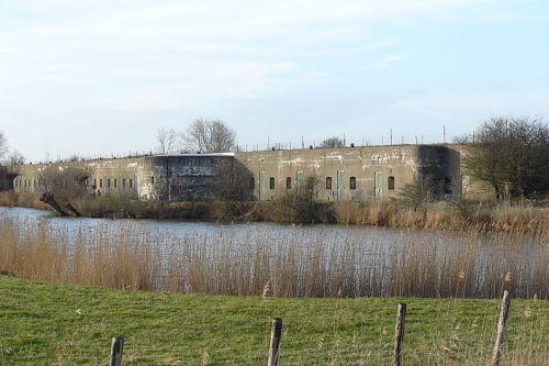 Fort aan de St. Aagtendijk