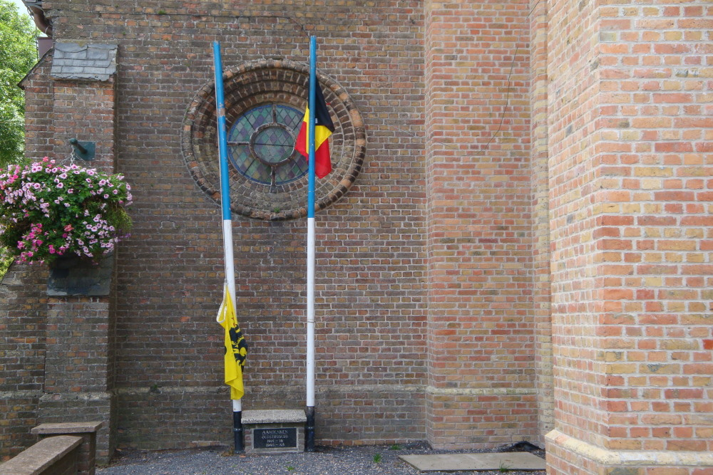 Memorial Veterans Sint-Pieters-Kapelle