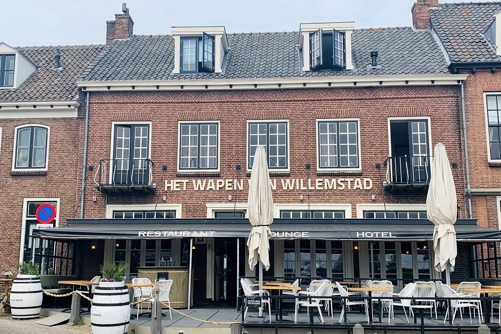 Hotel Het Wapen van Willemstad