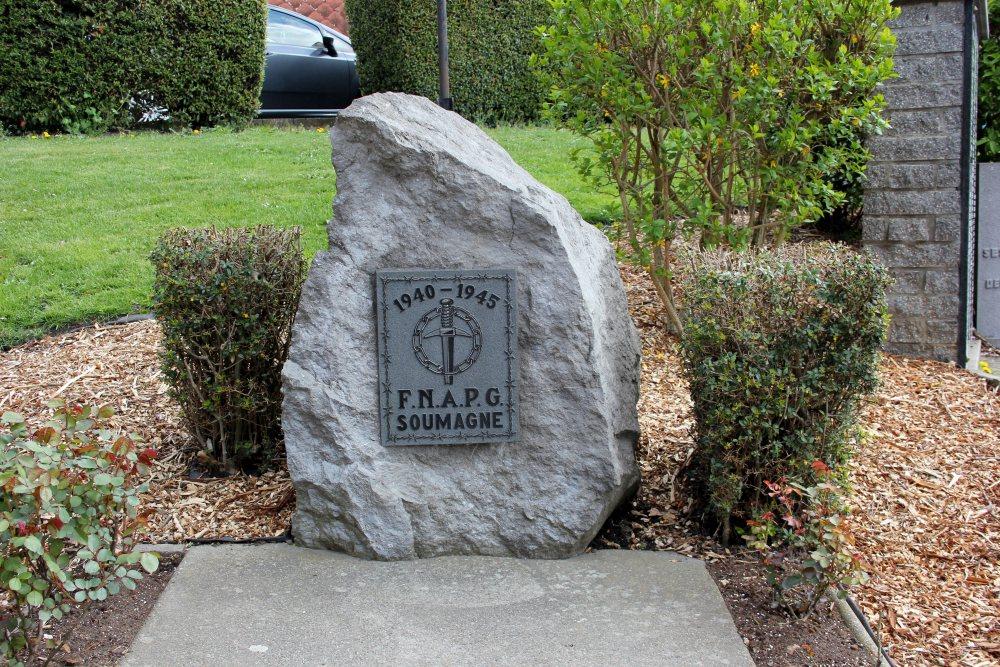 War Memorial F.N.A.P.G. Soumagne