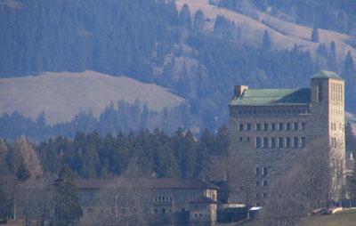 Generaloberst Beck Barracks (NS-Ordensburg Sonthofen)