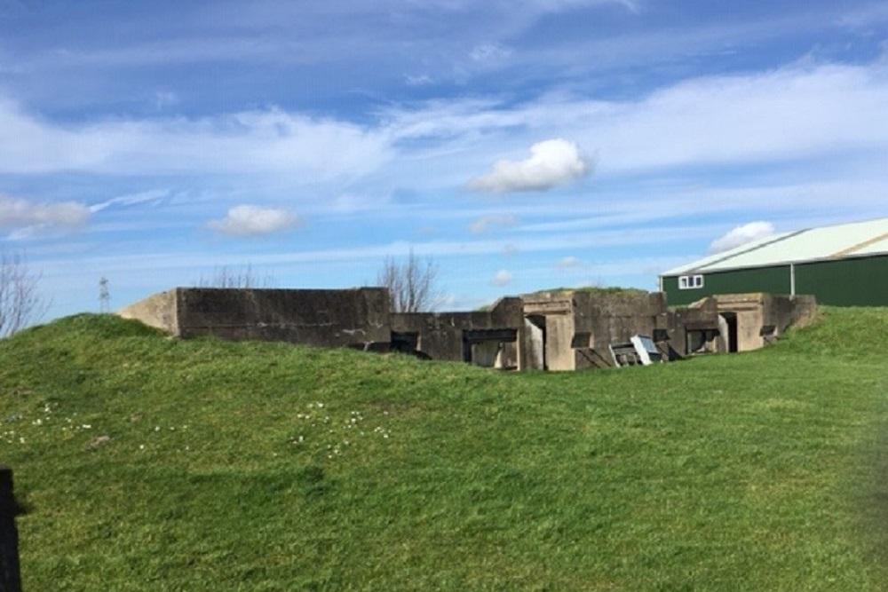 Nevenbatterij Fort aan Den Ham