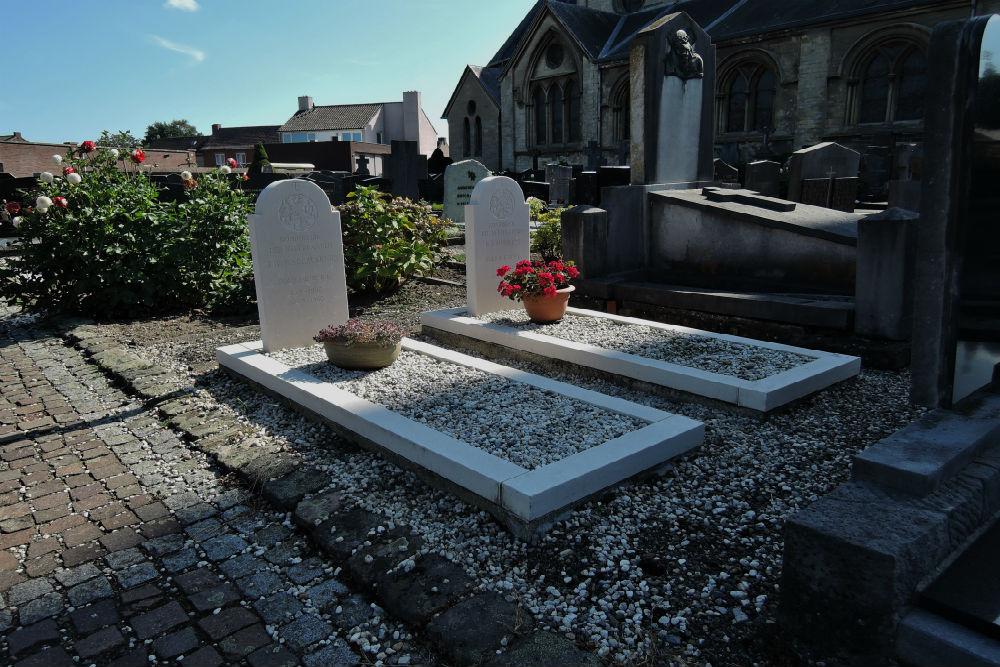 Nederlandse Oorlogsgraven Rooms Katholieke Begraafplaats Nieuwstadt