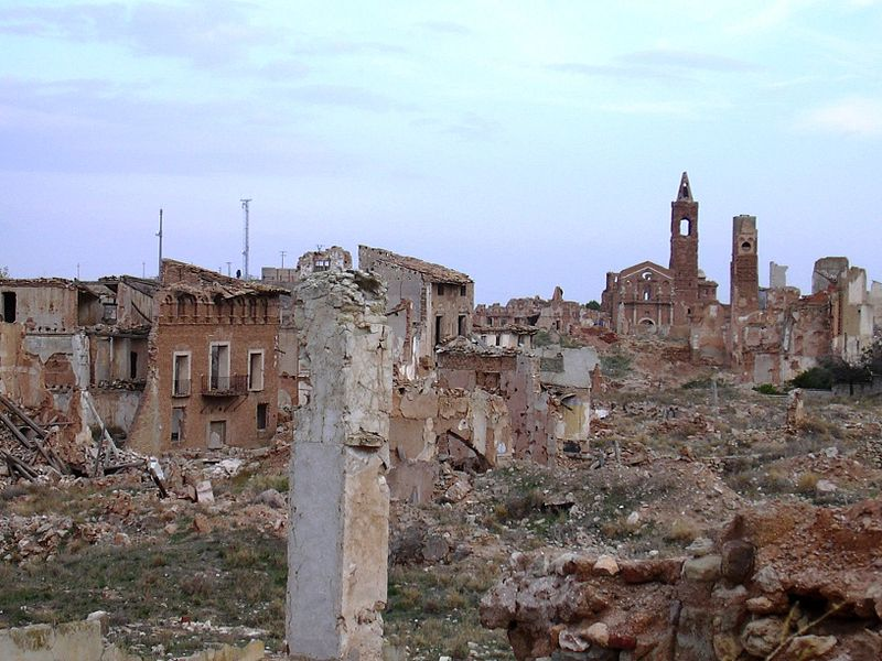Ruins of Belchite