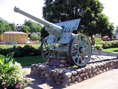 105 mm Schneider Field Gun
