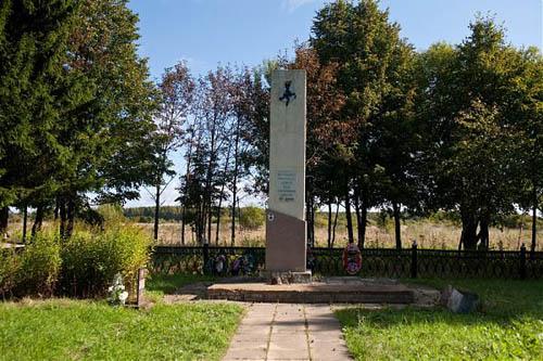 Mass Grave Soviet Soldiers Alferovo 1941-1942