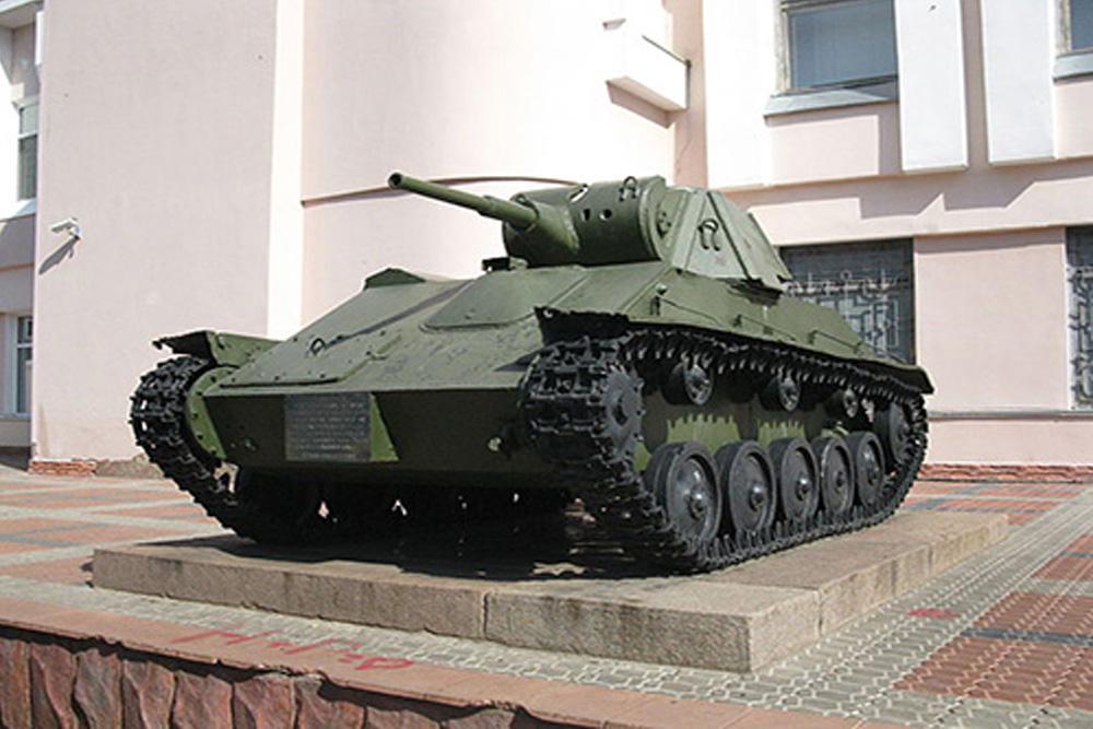 T-70 Tank