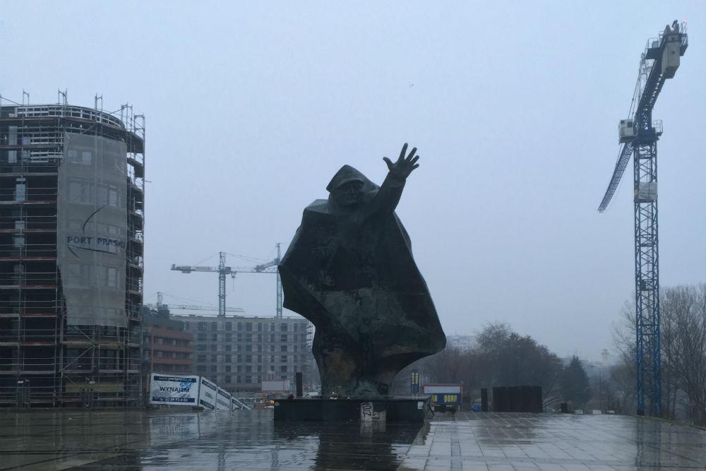 Monument Poolse 1ste Infanteriedivisie