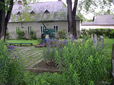 Sovjet Oorlogsbegraafplaats Yasinya