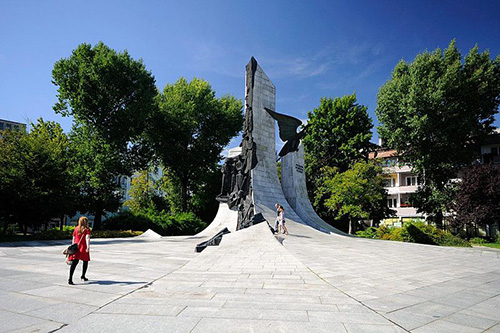 War Memorial Czestochowa