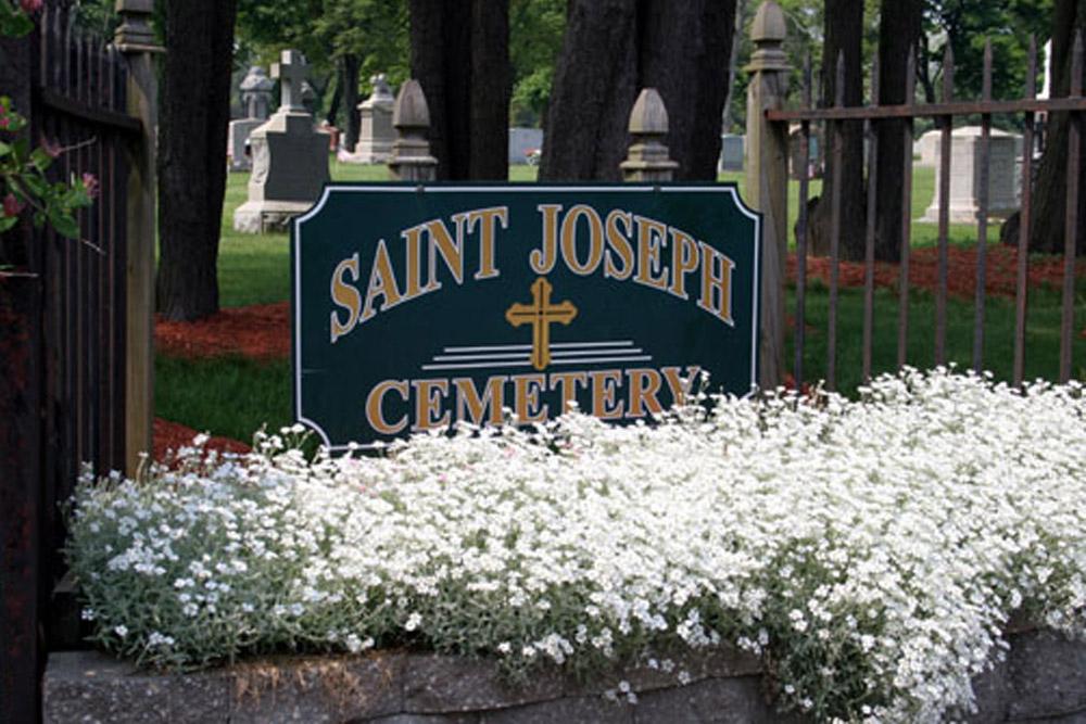 American War Graves Saint Joseph Cemetery
