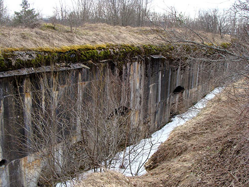 Russische Bunker Nr. 4