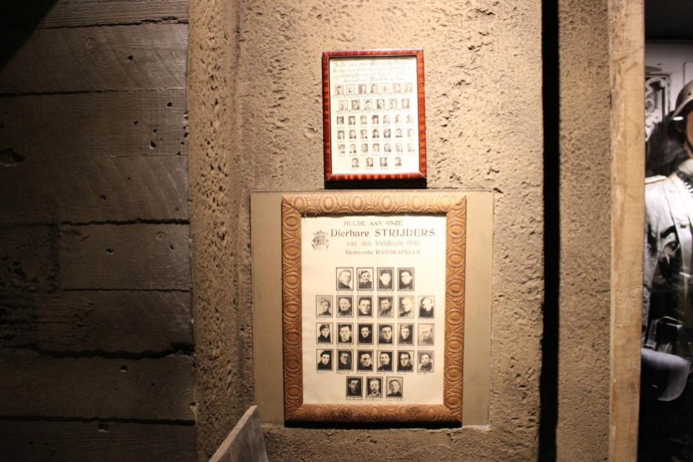 Mementos For Freedom Museum Ramskapelle