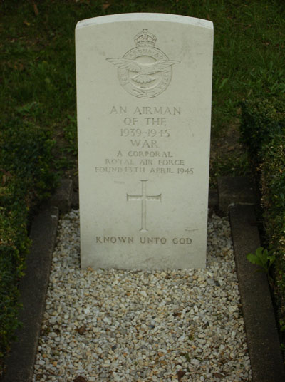 Commonwealth War Grave Wijk aan Zee