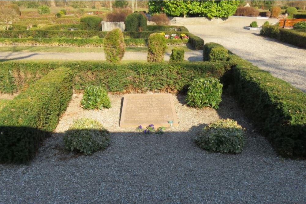 Commonwealth War Grave Gedser New Cemetery