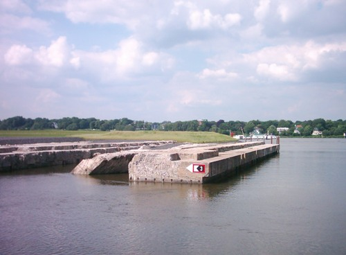 Remains U-Boat Bunker Fink II