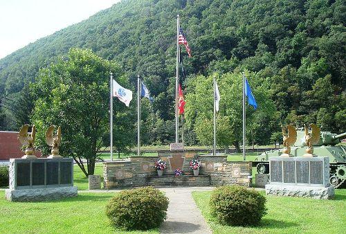 Monument Veteranen Renovo