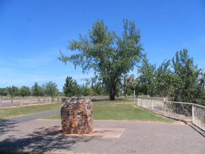 Memorial Radar Station Darwin