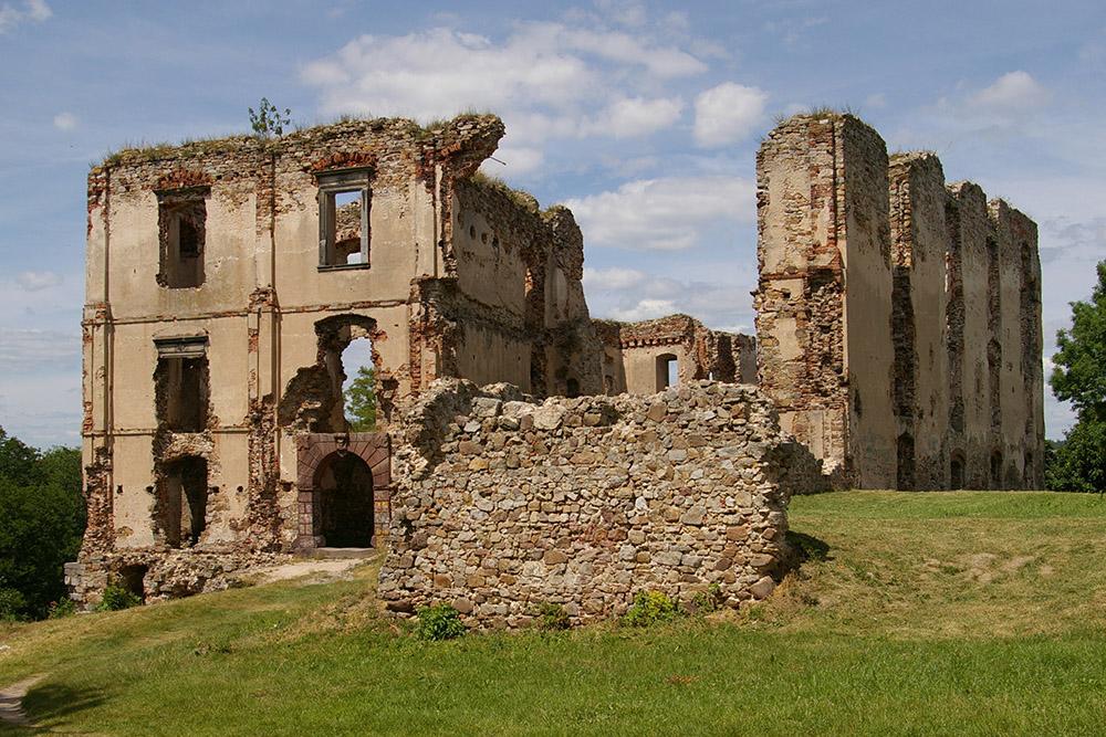 Bishop Castle of Bodzentyn