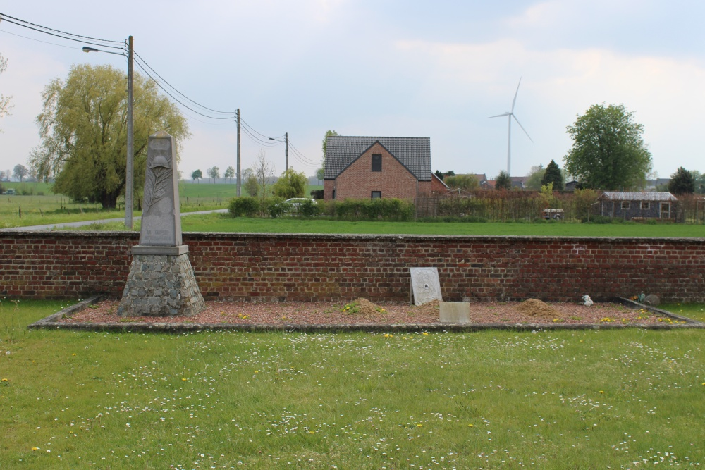 Belgian War Graves Thumaide